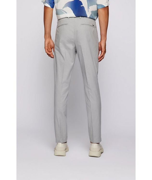 Kaito1 Slim Fit Stretch-Cotton Chinos picture 3
