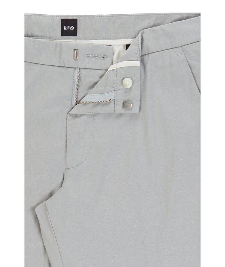 Kaito1 Slim Fit Stretch-Cotton Chinos image 4