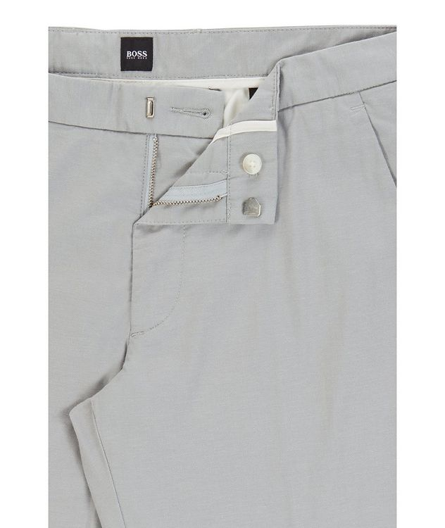 Kaito1 Slim Fit Stretch-Cotton Chinos picture 5