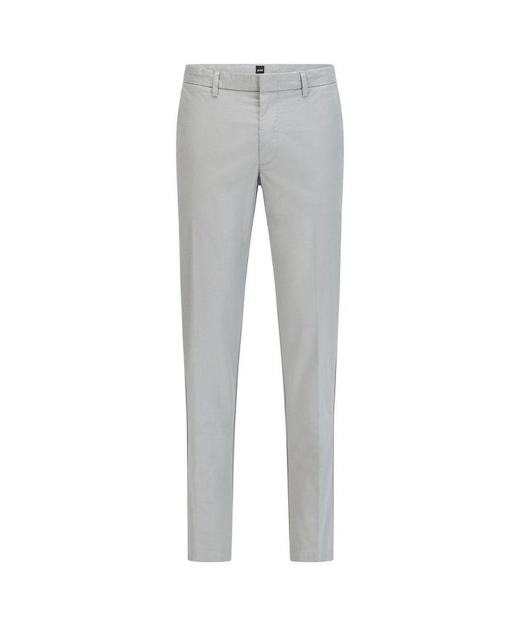 Kaito1 Slim Fit Stretch-Cotton Chinos image 0