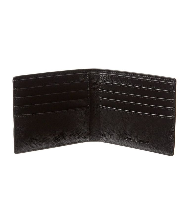 Saffiano Recycled Leather Bifold image 1