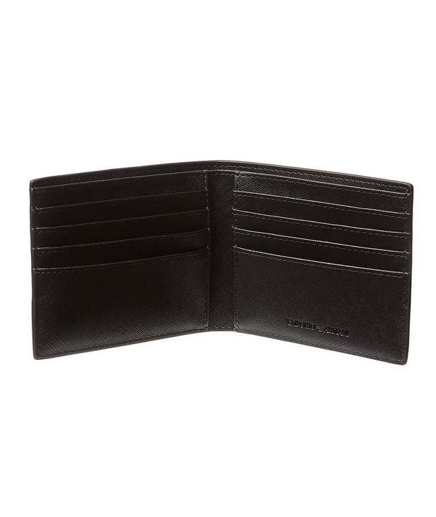 Saffiano Recycled Leather Bifold picture 2