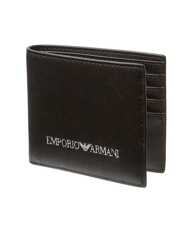 Saffiano Recycled Leather Bifold picture 1