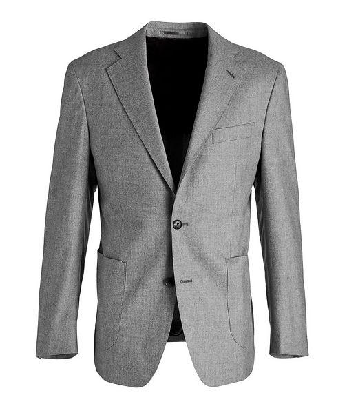 Atelier Munro Slim Fit Wool Sports Jacket