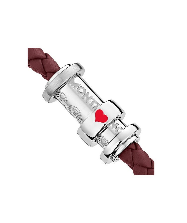 Meisterstück Around The World In 80 Days Ace Of Hearts Bracelet image 1