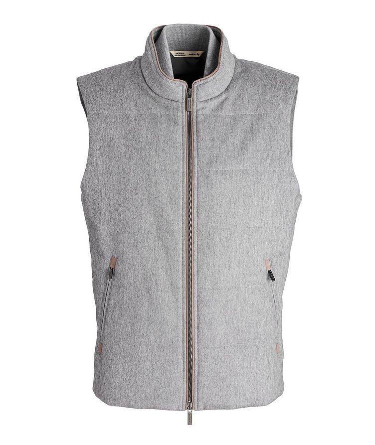 Cashmere Vest image 0