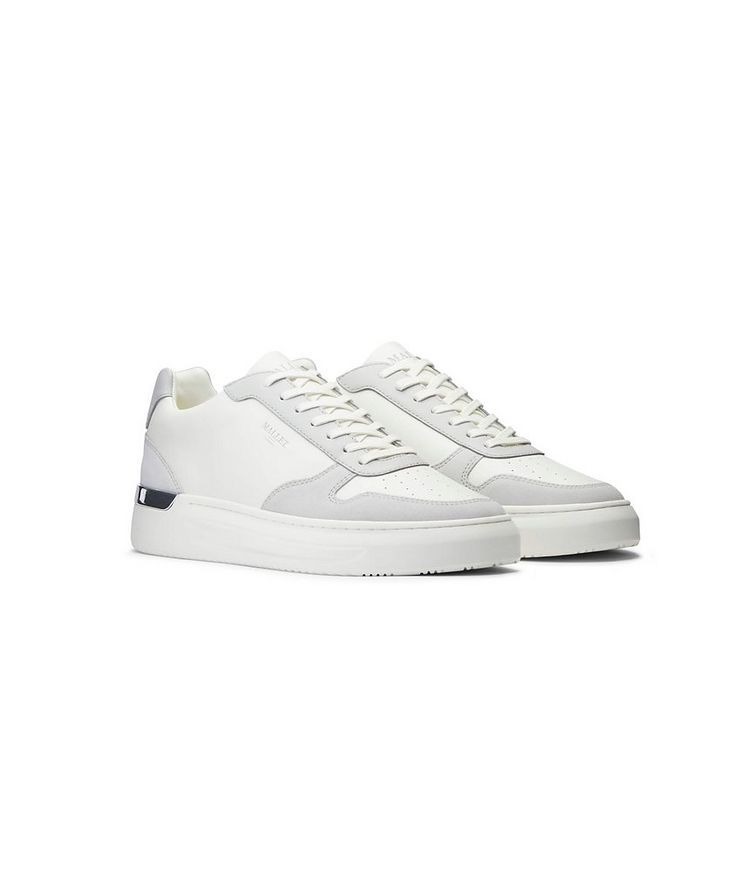 Hoxton Suede-Leather Sneakers image 1