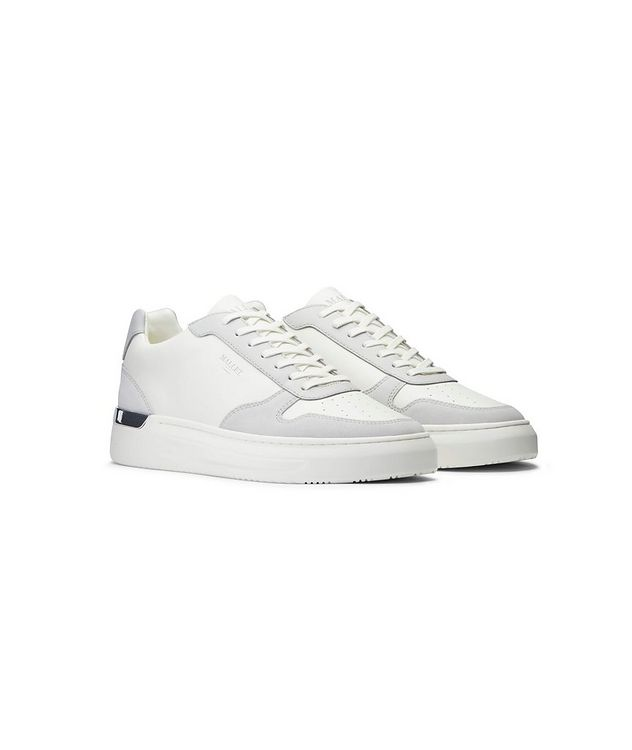 Hoxton Suede-Leather Sneakers picture 2