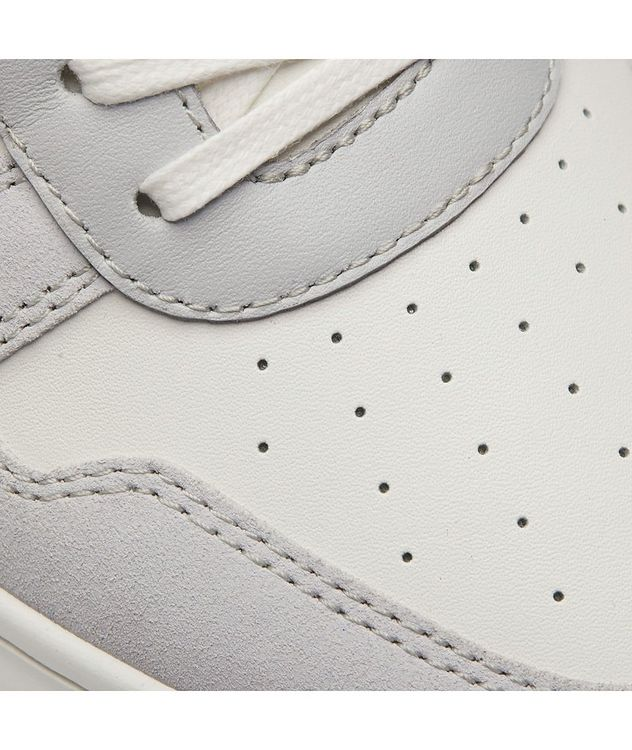 Hoxton Suede-Leather Sneakers picture 6