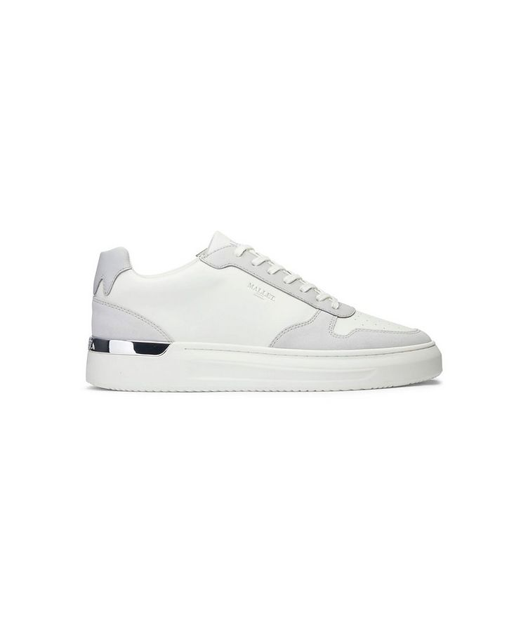 Hoxton Suede-Leather Sneakers image 0