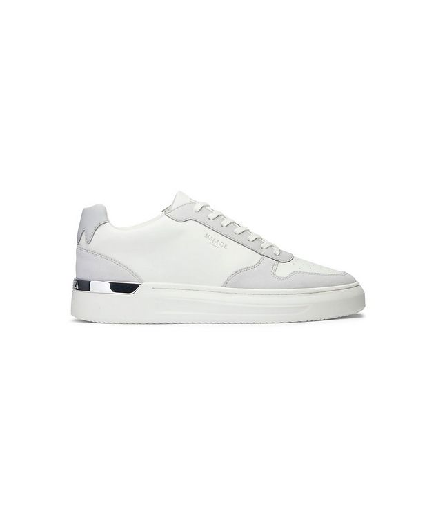 Hoxton Suede-Leather Sneakers picture 1