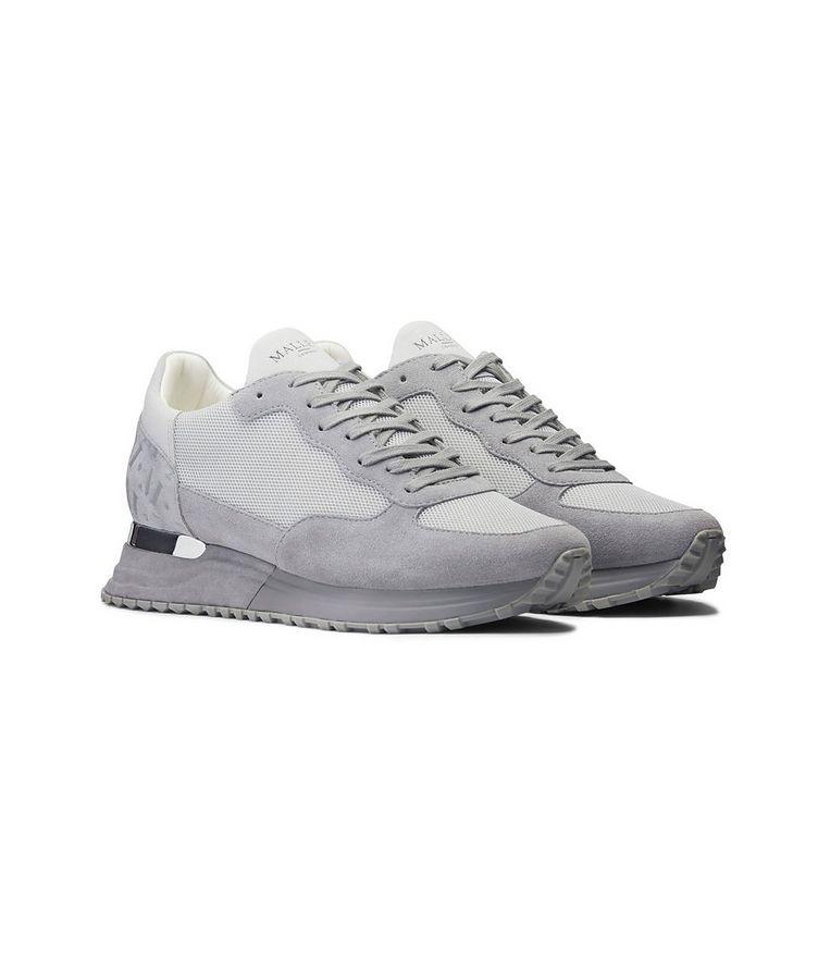 Popham Mesh-Suede Sneakers image 1
