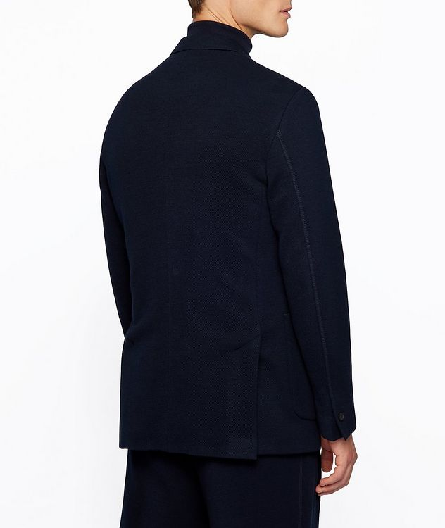 BOSS x Russell Athletic Wool-Blend Sport Jacket picture 3