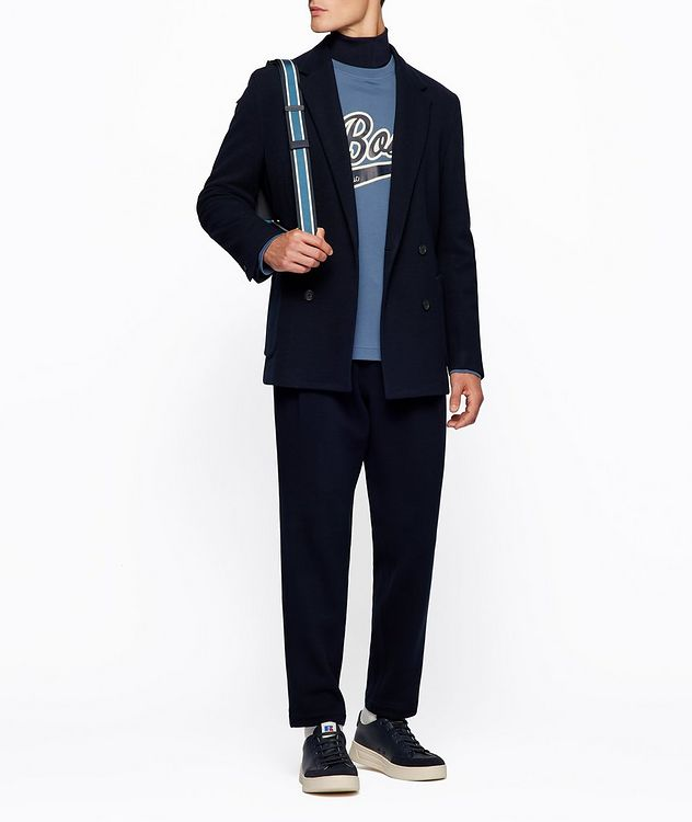 BOSS x Russell Athletic Wool-Blend Sport Jacket picture 4