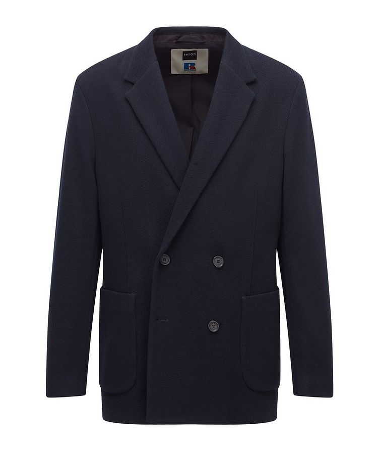 BOSS x Russell Athletic Wool-Blend Sport Jacket image 0