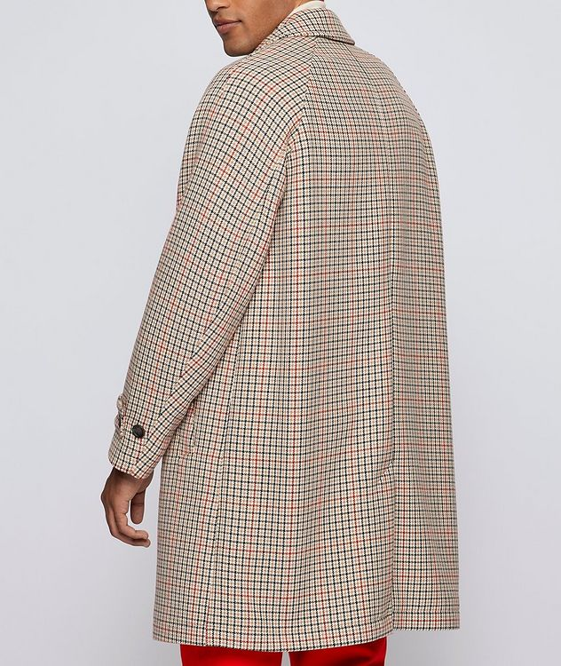 BOSS X Russell Athletic Houndstooth Coat picture 4