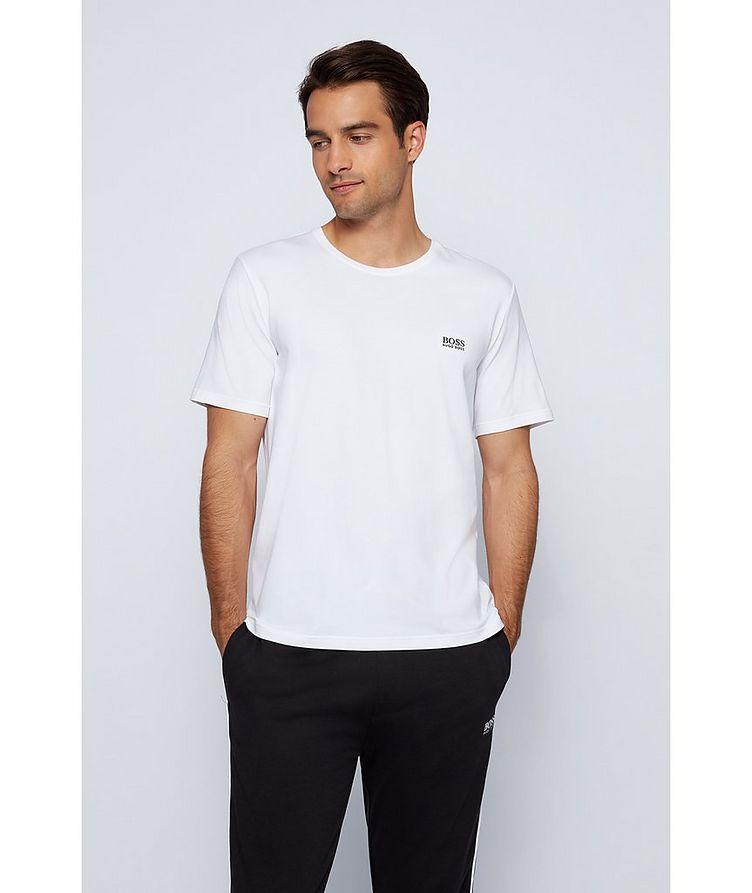 Mix & Match Stretch-Cotton T-Shirt image 1