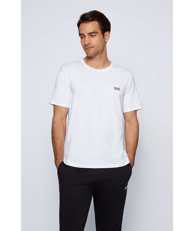 Mix & Match Stretch-Cotton T-Shirt picture 2