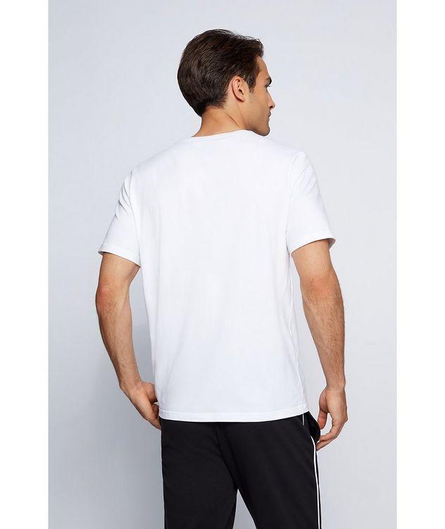 Mix & Match Stretch-Cotton T-Shirt picture 3