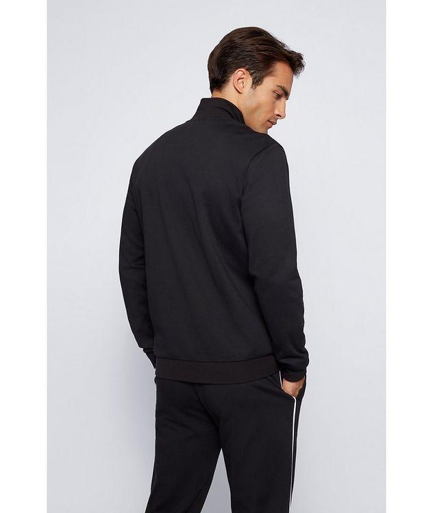 Logo Cotton-Blend Tracksuit Jacket picture 3
