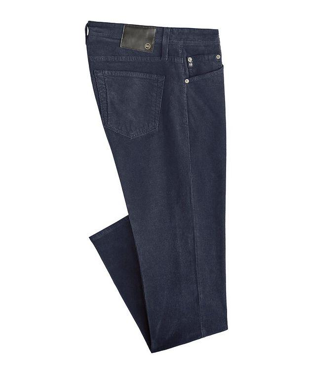 Tellis Slim-Fit Corduroy Pants picture 1
