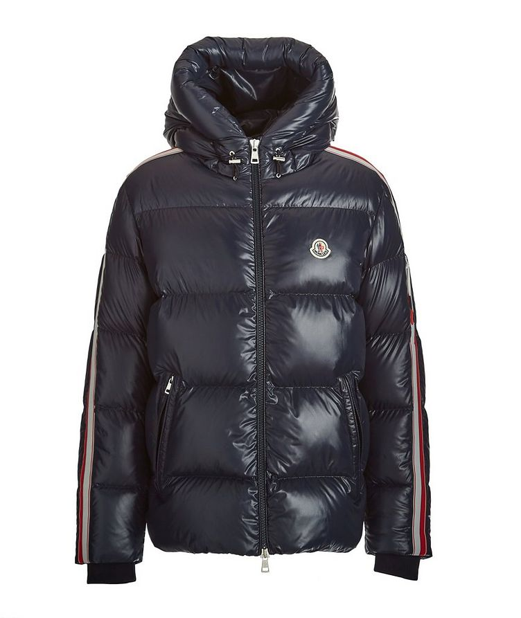Dincer Hooded Quilted Down Jacket image 0