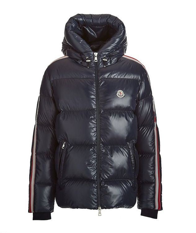 Dincer Hooded Quilted Down Jacket picture 1