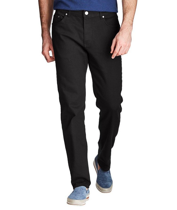 Cooper Straight Fit Jeans image 1