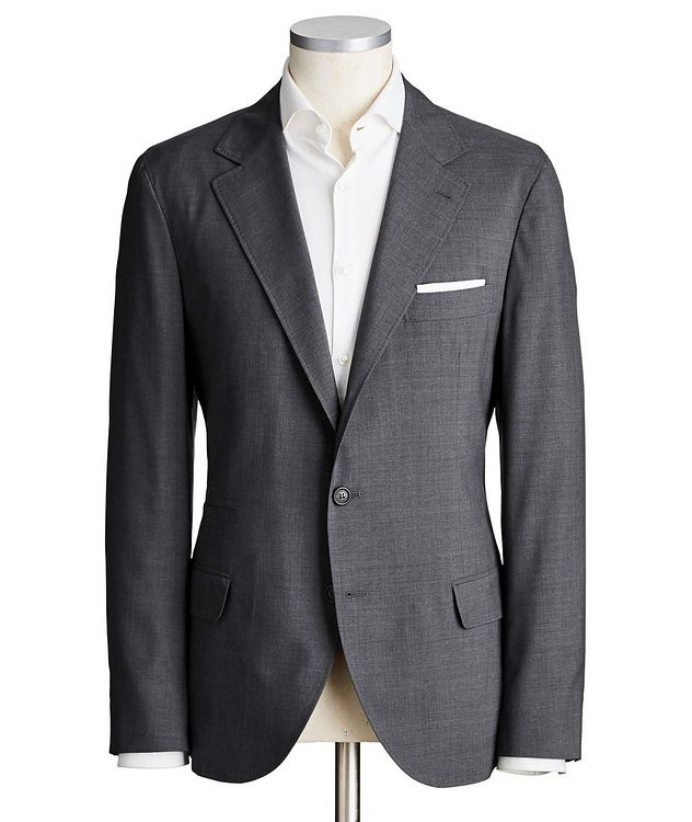 Unstructured Sport Jacket picture 1