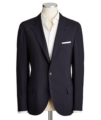 Brunello Cucinelli Unstructured Sports Jacket