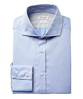 Brunello Cucinelli Cotton Shirt