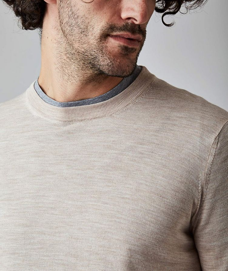 Cashmere Blend Sweater image 2