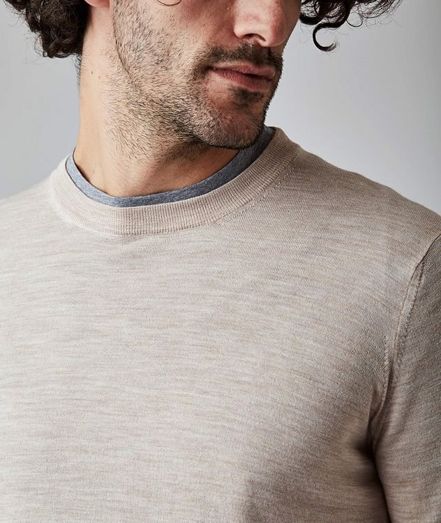 Cashmere Blend Sweater picture 3