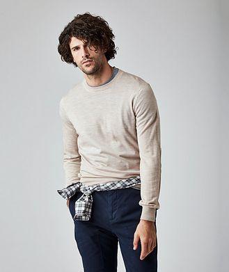 Brunello Cucinelli Pull en laine et cachemire