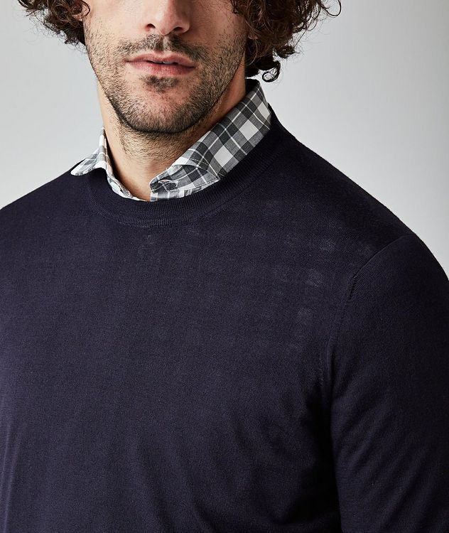 Cashmere Blend Sweater picture 2