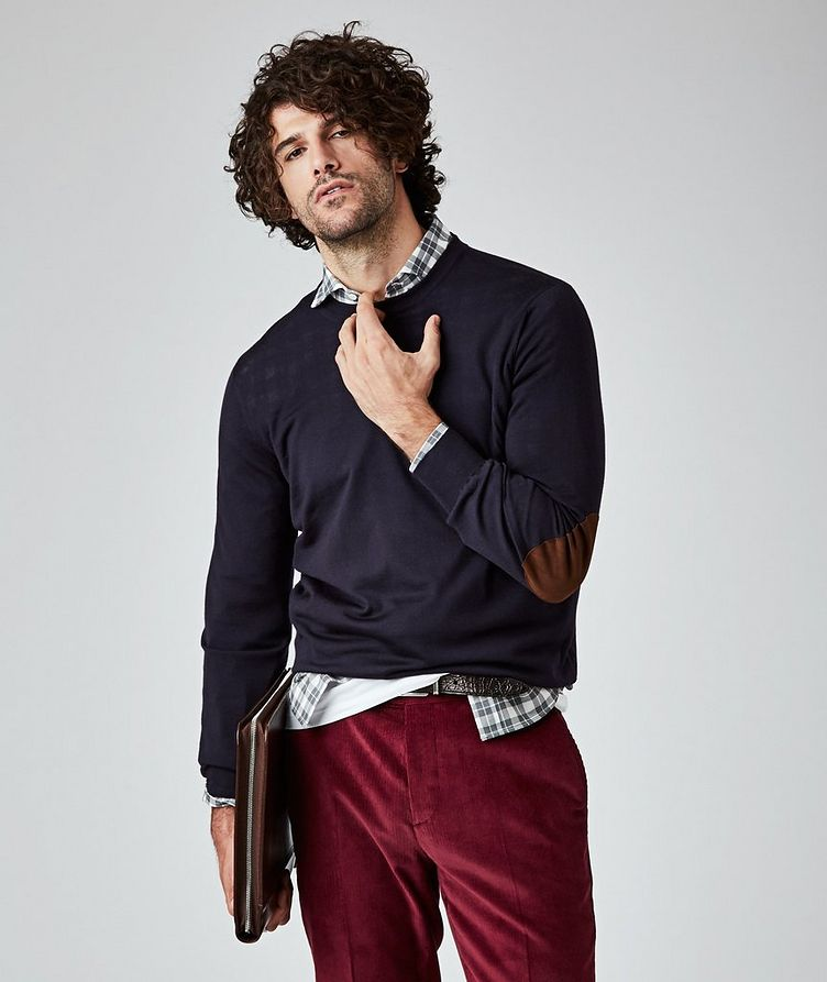 Cashmere Blend Sweater image 0