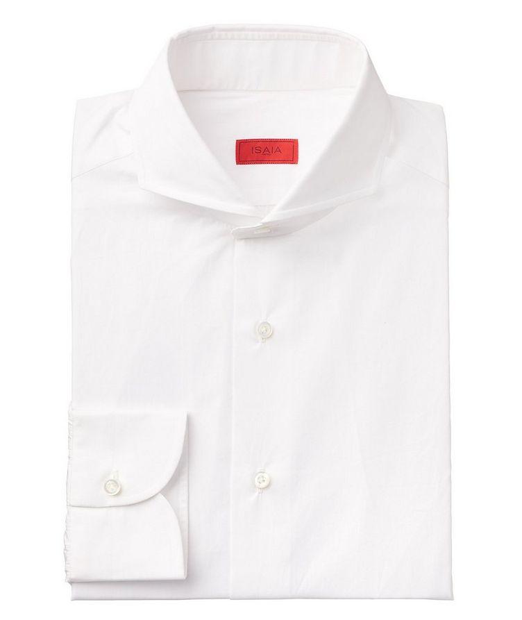 Contemporary Fit Cotton Dress Shirt image 0