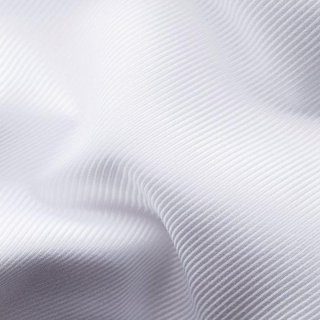 Chemise habillée à tissage diagonal de coupe contemporaine picture 6