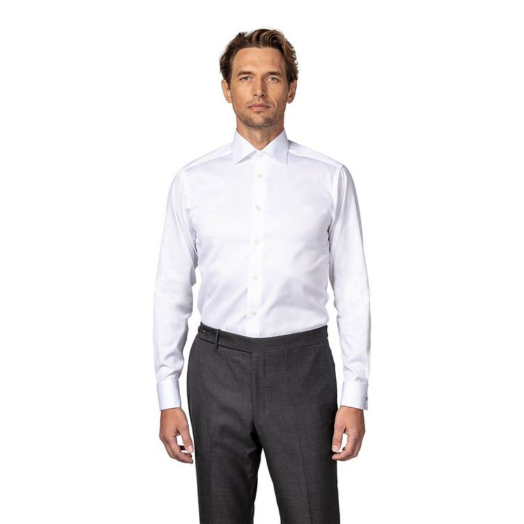 Contemporary Fit French Cuff Dress Shirt image 1