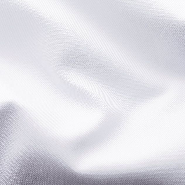 Chemise habillée en twill aux poignets français de coupe contemporaine picture 6