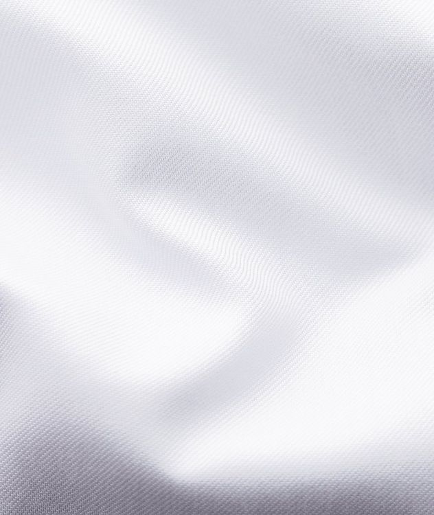 Chemise habillée en twill aux poignets français de coupe contemporaine picture 7