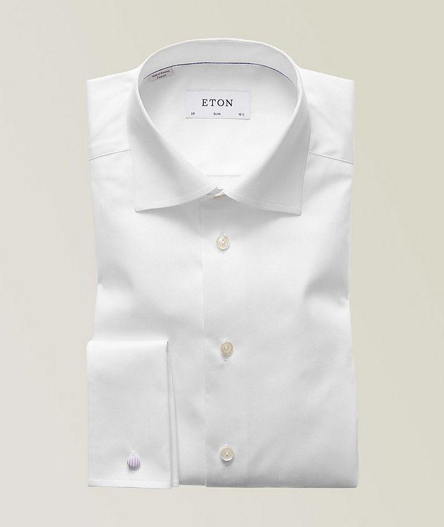 Slim Fit Tuxedo Shirt picture 1