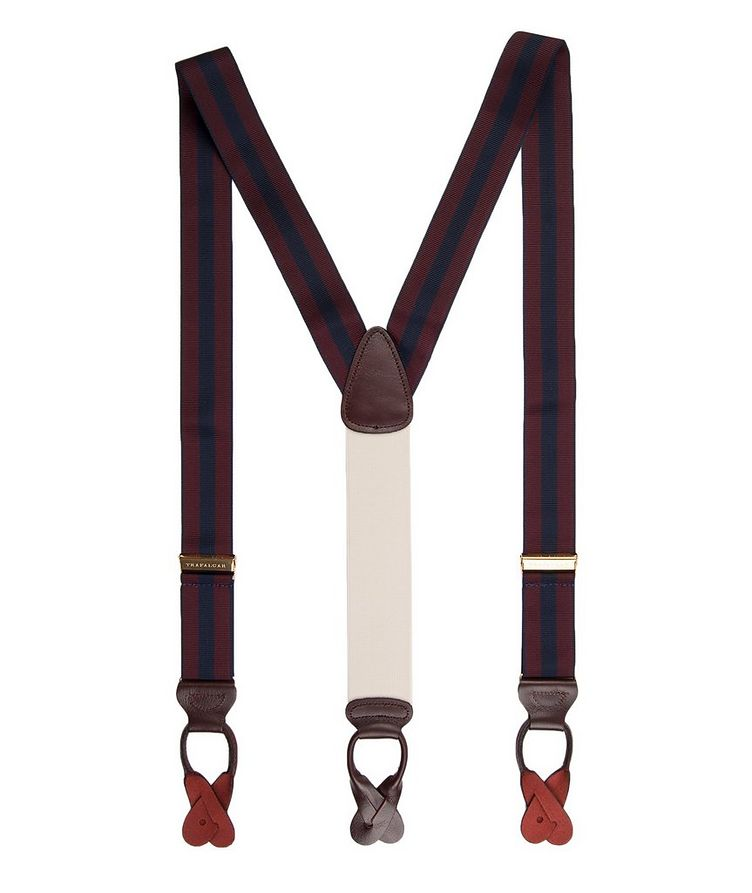 Striped Suspenders image 1