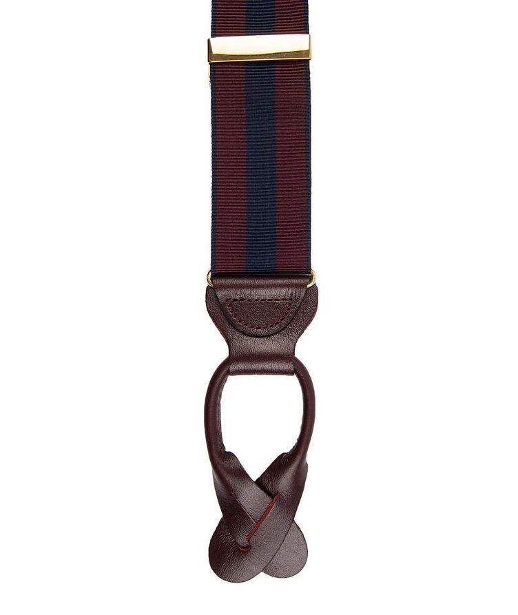 Striped Suspenders image 2