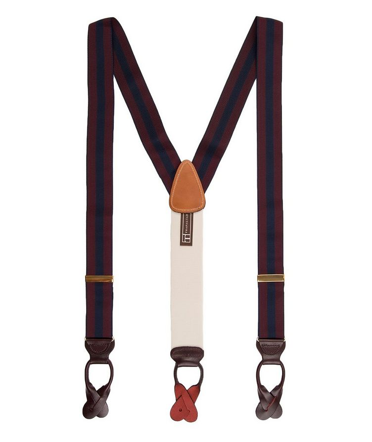 Striped Suspenders image 0