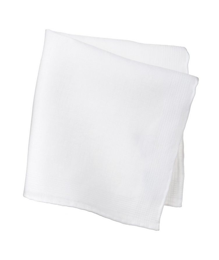 Cotton Pocket Square image 0