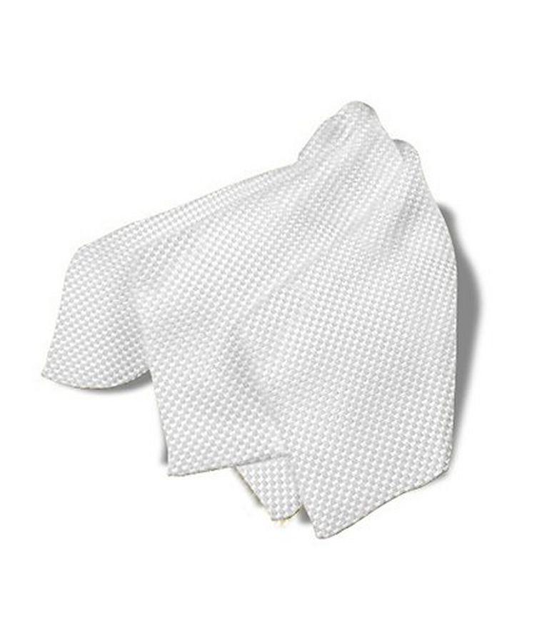Woven Silk Pocket Square image 0