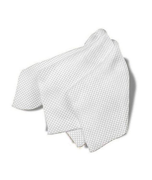Woven Silk Pocket Square picture 1