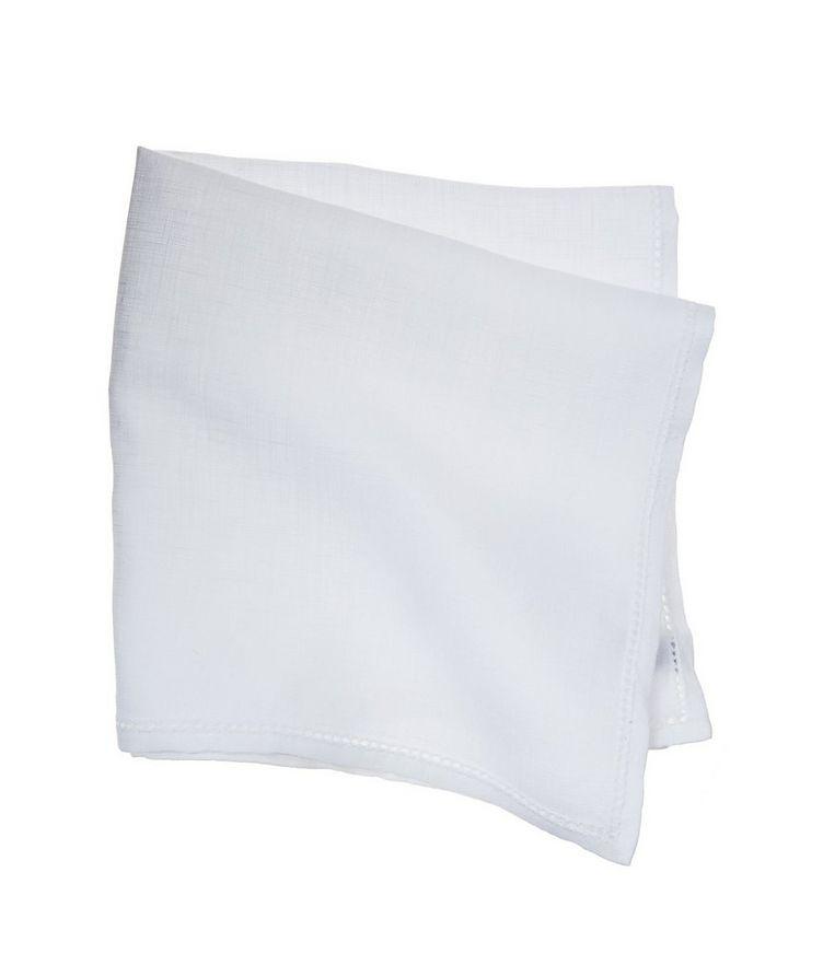 Linen Pocket Square image 0