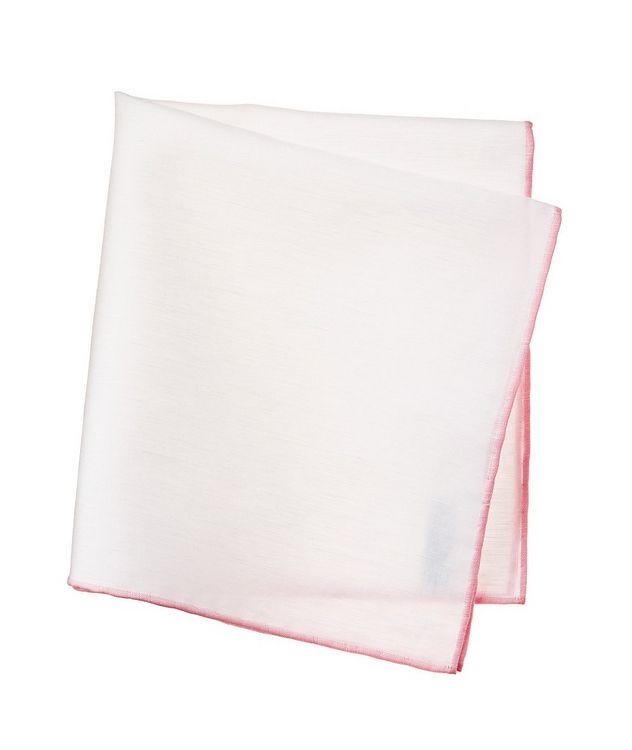 Cotton-Linen Pocket Square picture 1